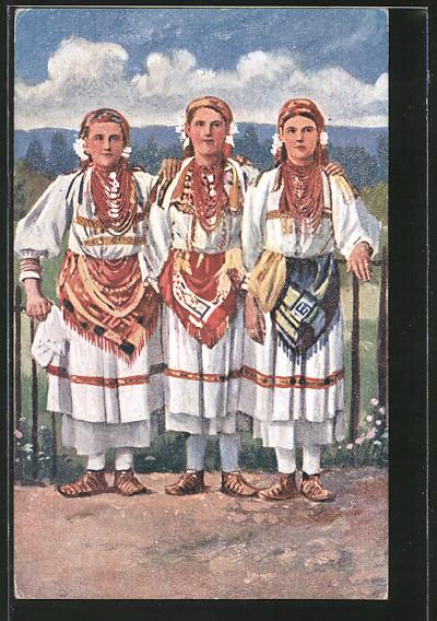 Frauen kroatische Aber wehe,