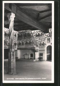 AK Jenbach, Schloss Tratzberg, Habsburgersaal