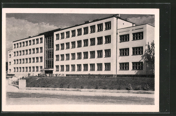 AK Schlan / Slany, Real-Gymnasium, Reálne gymnasium