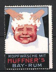 Reklamemarke Hüfner's
