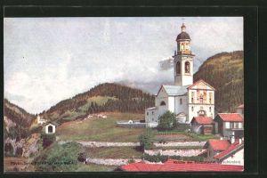 AK Tiefencastel, Kirche