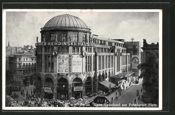 Kino Am Potsdamer Platz