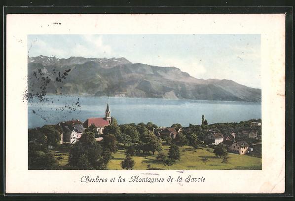 AK Savoie, Chexbres et les Montagnes