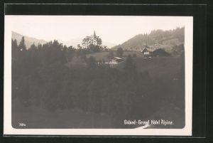 AK Gstaad, Grand Hotel Alpina