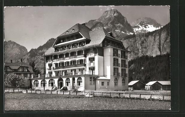 AK Kandersteg, Sport-Hotel Bernerhof