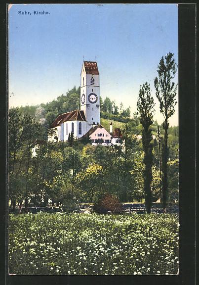 AK Suhr, Kirche