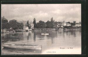 AK Morges, La Baie, Boot