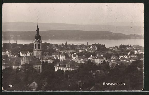 AK Emmishofen, Panoramaansicht