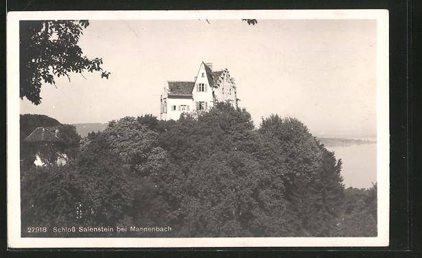 AK Salenstein, Schloss Salenstein