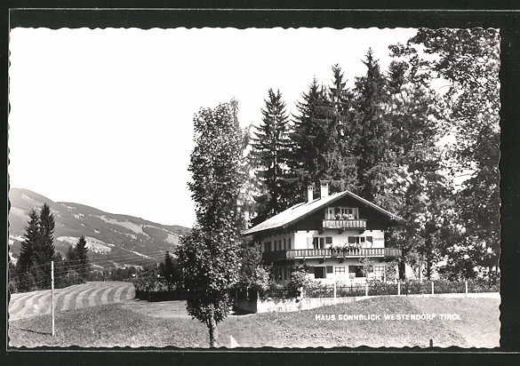 AK Westendorf, Haus Sonnenblick
