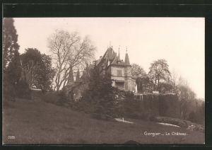 AK Gorgier, le Chateau