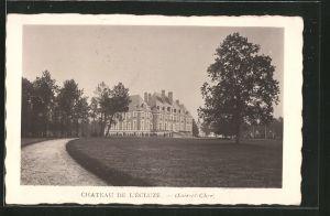 AK L'Écluse, château de l'Écluse