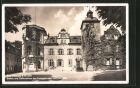 AK Bad Nassau, Schloss u. Geburtshaus des Freiherrn vom und zum Stein