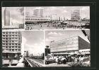 AK Berlin, Interhotel Stadt Berlin, Alexanderplatz