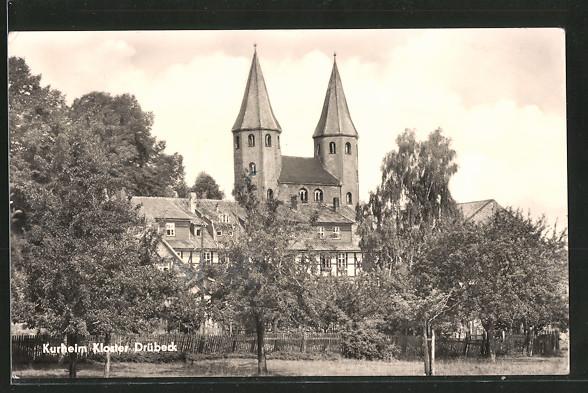 AK Drübeck, Kurheim Kloster Drübeck