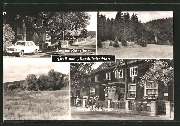 AK Mandelholz, Gaststätte
