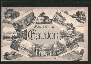 AK Chaudon, Souvenir de Chaudon
