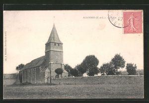 AK Allonnes, L'Église