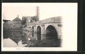 AK Bonneval, Vue d'ensemble du Pont de Boisville