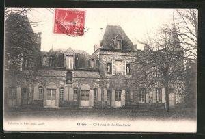 AK Illiers, Château de la Sinetterie