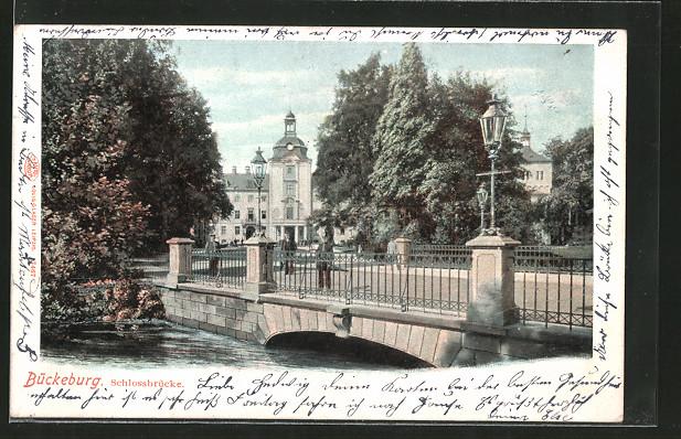 AK Bückeburg, Schlossbrücke