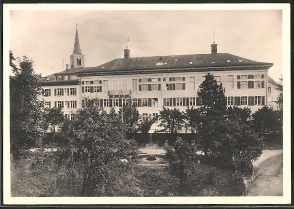 AK Liestal, Regierungsgebäude