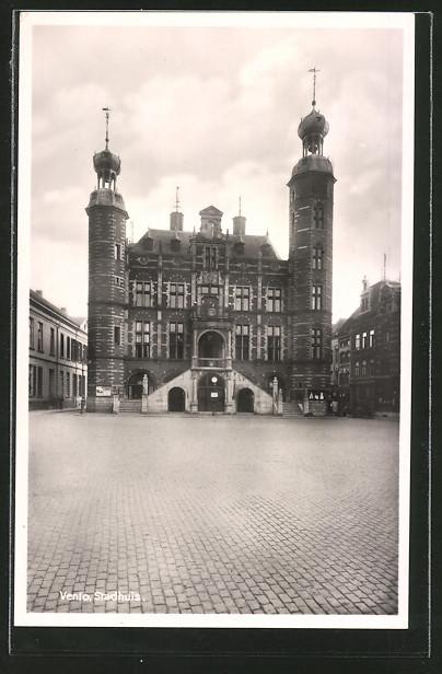 AK Venlo, Stadhuis