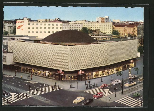 Ak Berlin ak berlin charlottenburg kaufhaus bilka am zoo nr 6182452
