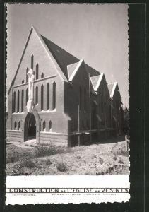 AK Vesines, l'église