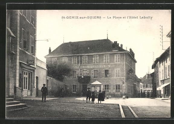 Hotel Saint Genix Sur Guiers