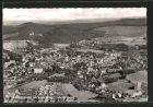 AK Attendorn, Panoramaansicht mit Blick nach Burg Schnellenberg