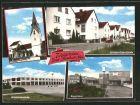 AK Weiskirchen, Kirche, Friedrich-Evert-Strasse, Mittelpunktschule, B�rgerhaus