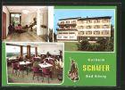 AK Bad K�nig, Hotel Kurheim Sch�fer, am Hirtenberg
