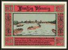 Bild zu Notgeld Aken 1921...