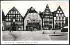 AK Bad Salzuflen, Altdeutsche H�user am Markt