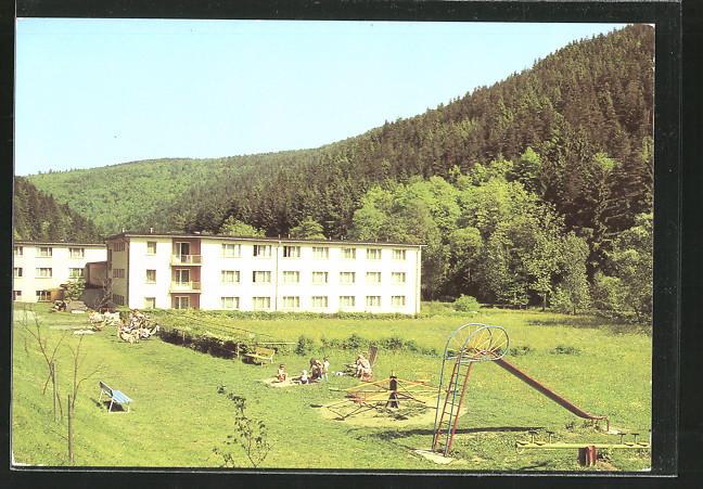 AK Döschnitz, Erholungsheim