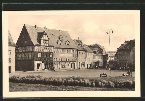 Hotel Am Anger Bad Frankenhausen