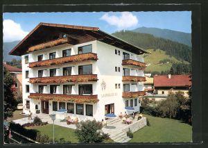 AK Zell am See, Hotel Salzburger Hof, Hausansicht