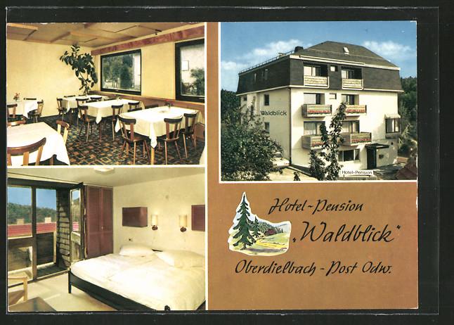 Hotel Pension Waldblick