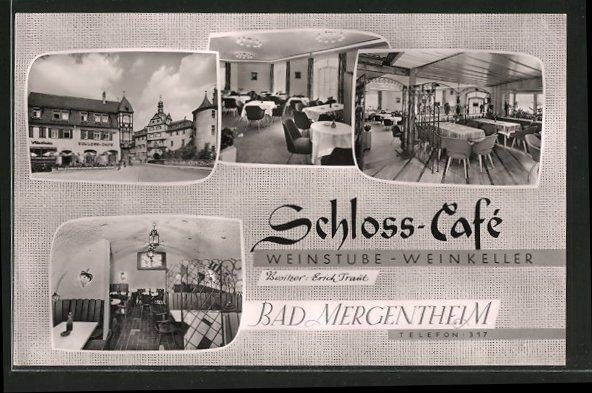 Schloss Cafe Bad Mergentheim