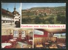AK Burkheim, Gasthaus \
