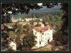 AK Herrenalb, Kurhotel Sanatorium Gr�ner Wald v. W. Schwenk