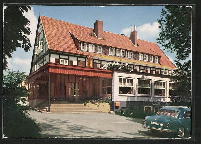 ak bad salzuflen hotel forsthaus am kurpark nr 6288434. Black Bedroom Furniture Sets. Home Design Ideas
