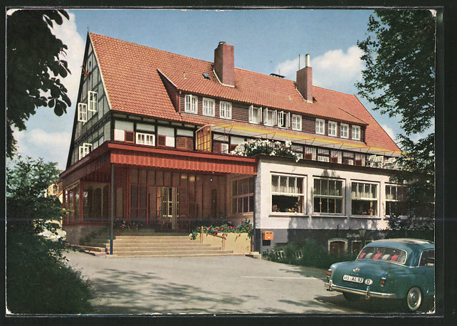 Hotel Am Kurpark Bad Salzuflen