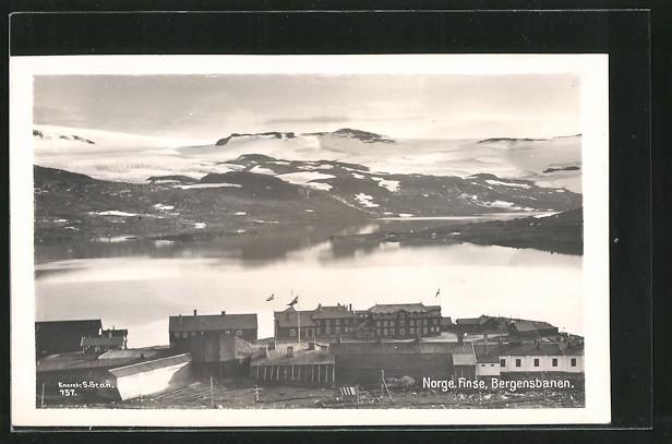 AK Finse, Bergensbanen