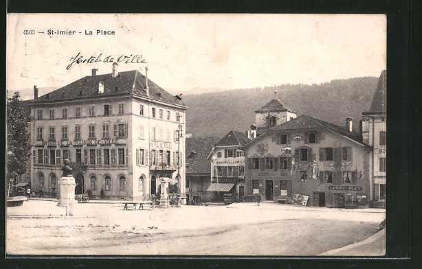 St Imier Hotel
