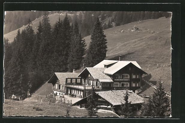 AK Kiental, Hotel-Pension Waldrand