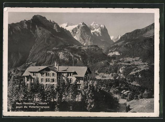 AK Reuti-Hasleberg, Christliches Hospiz und Ferienheim Viktoria