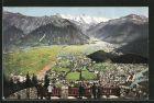 AK Harderkulm, Blick auf Interlaken, Eiger, M�nch und Jungfrau