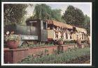 AK Essen, Ausstellung Gruga 1952, Grugabahn, Kleinbahn